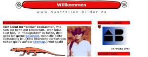 www.australien-bilder.de ...Bernds superinformative Seite für echte down under-fans!!!!