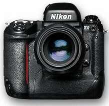 Daten der Nikon F 5